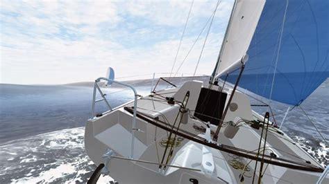 boatus simulator cool new virtual sailing simulator boatus magazine