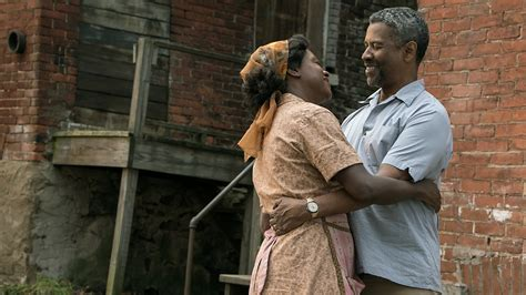 denzel washington viola davis denzel washington and viola davis on adapting fences and