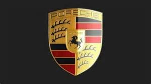 Porsche Emblems Porsche Logo Emblem 3d Model Obj Ma Mb Cgtrader