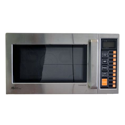 commercial stainless steel and countertop kitchenaid 1 4 cu ft built in microwave in stainless