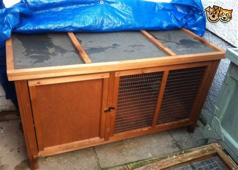 Poppy Den Rabbit Hutch poppy den rabbit hutch from pets at home dukinfield greater manchester pets4homes
