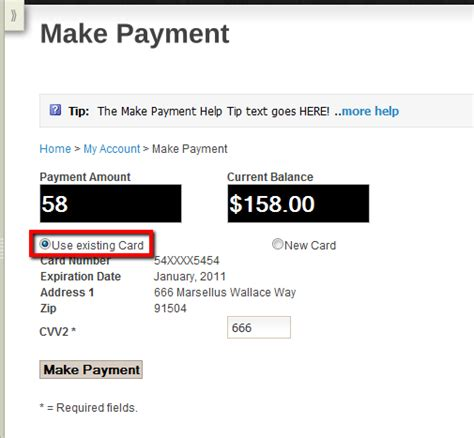 make payment on card make payment moso docs