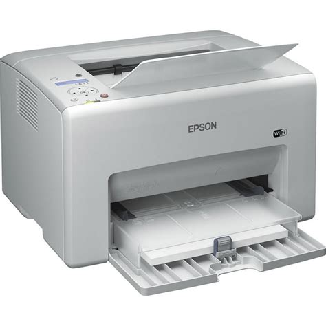 Printer Laser Epson epson aculaser c1750w a4 colour laser printer c11cb71041by