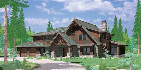 4 bedroom timber frame house plans craftsman house plans for homes built in craftsman style