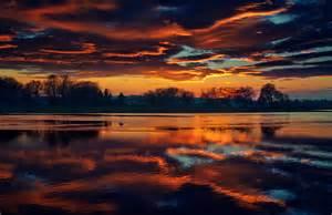 colorful landscapes colorful sunset landscape photos