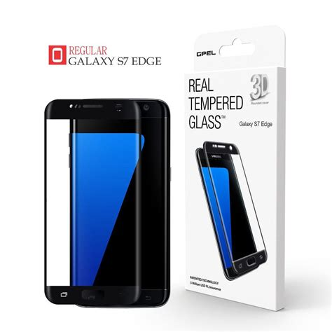 Tempered Glass S7 Flat galaxy s7 edge coverage tempered glass screen