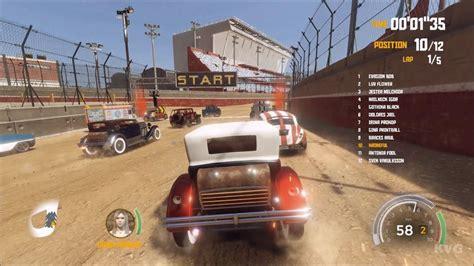 Flatout 4 Total Insanity Reg 2 Ps4 flatout 4 total insanity blackwood turbo gameplay