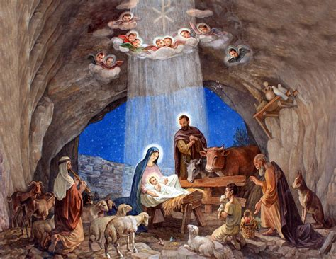 the nativity of jesus christ tom perna
