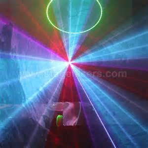outdoor laser light show professional high power 3w rgb ilda animation outdoor