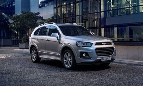 chevy jeep 2017 2017 chevrolet captiva review price pictures interior
