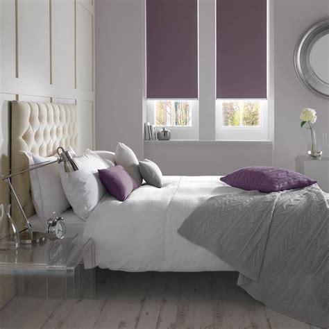 mulberry bedroom ideas banlight mulberry roller blind