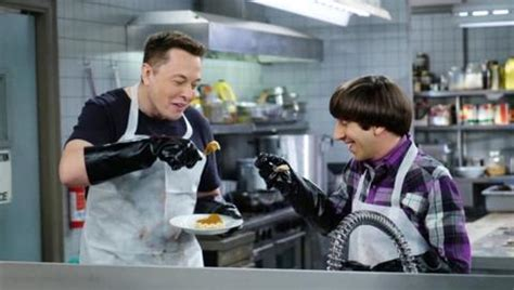 elon musk thank you for smoking tesla ceo elon musk appears on big bang theory evannex