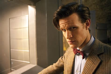 dr who matt smith matt smith on doctor who s 50th anniversary scifinow