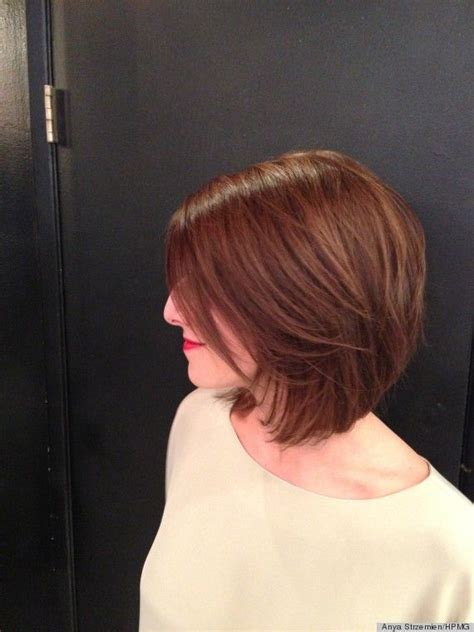 slightly angled long bob 234 best cut and color images on pinterest hairstyles
