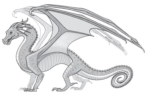 free wings of fire mud wing coloring pages