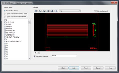 tech blogs opening a dxf dwg file in solidworks