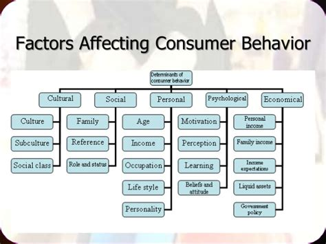 Consumer Behaviour consumer behavior and attitude