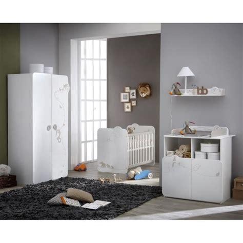 chambre enfant cdiscount jungle chambre b 233 b 233 compl 232 te lit armoire commode