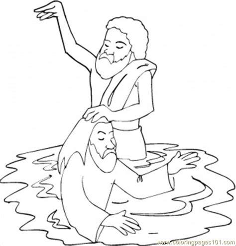 coloring page crossing the jordan river crossing the jordan river coloring pages kids coloring