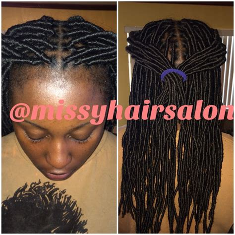 Dreadlocks Hairstyle In Nigeria by Hair Detail Faux Locs Fashion Nigeria