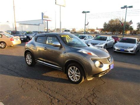 abilene used car sales 2011 nissan juke sl abilene tx abilene used car sales