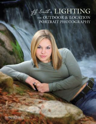 outdoor portrait photography lighting amherst media publisher of photography books