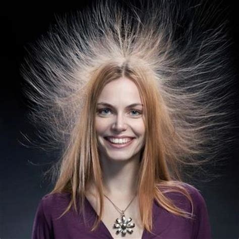 Easy Fixes For Winter Hair Skin by How To Fix Annoying Static Hair In The Winter