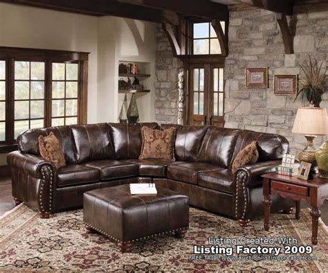 simmons leather sectional qualityhomefurnishings simmons savannah leather