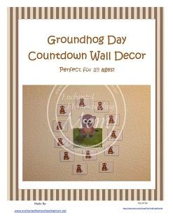 groundhog day decorations 29 best theme groundhog s day images on