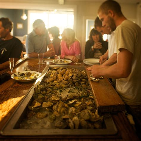 top oyster bars america s best oyster bars food wine
