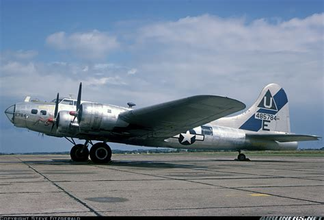 Bomber Bgsr Army boeing b 17g flying fortress 299p untitled aviation photo 2204042 airliners net