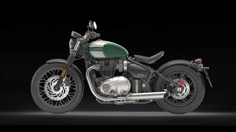 Triumph At Motorrad by Triumph Bonneville Bobber 2017 Motorrad Fotos Motorrad