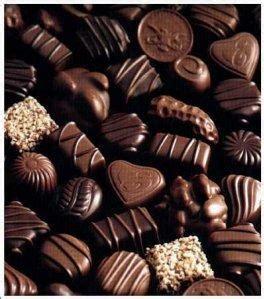 Handcrafted Chocolates - czekoladki lista 蠑ycze蜆 niespodzianka pl dla tych