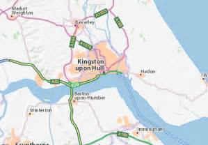 map of kingston upon hull kingston upon hull map detailed maps for the city of kingston upon hull viamichelin