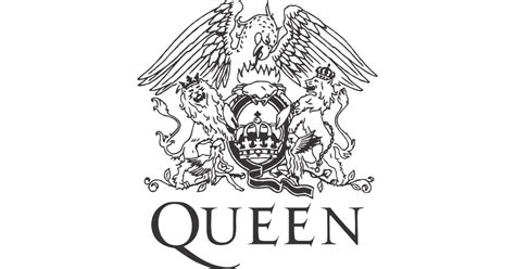 queen logo logo share
