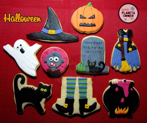 imagenes galletas halloween galletas halloween 2013 planeta cookie
