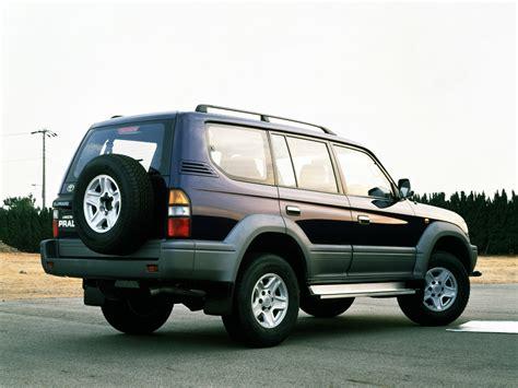 1996 land cruiser 1996 toyota land cruiser prado j9 pictures