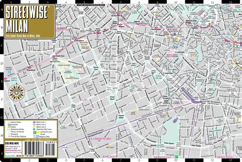 streetwise rome map laminated city center map of rome italy michelin streetwise maps books streetwise roma kart laminert city center map of