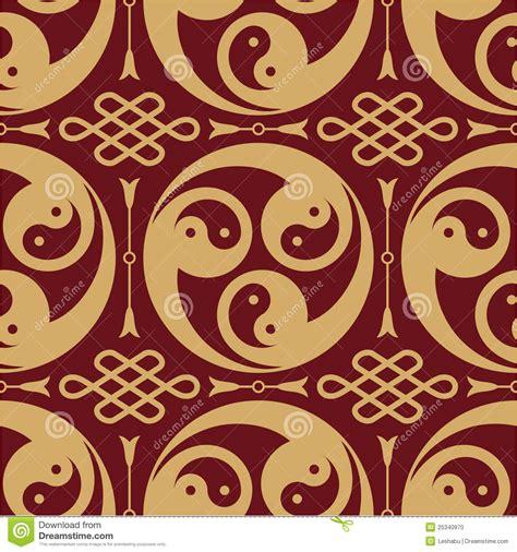 oriental pattern seamless oriental japanese seamless pattern stock photo image