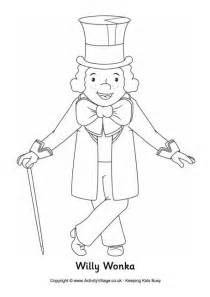 Charlie Bucket Coloring Coloring Pages Willy Wonka Coloring Page