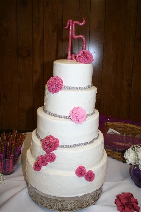Quinceanera Cakes by Cakes And More Quinceanera Cake Tinkerbell Cake And