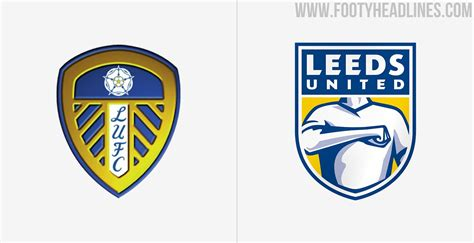 new year 2018 leeds all new leeds united 2018 19 crest revealed footy headlines