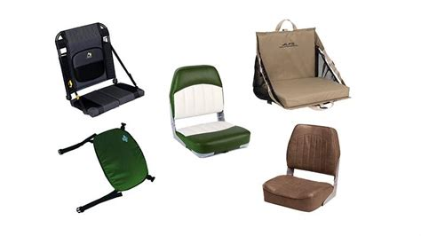 fishing row boat seats top 10 best value seats cushions for canoes rowboats