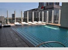 Trendy Luxury Hotel in Downtown Atlanta W Hotel Atlanta Rooftop Pool