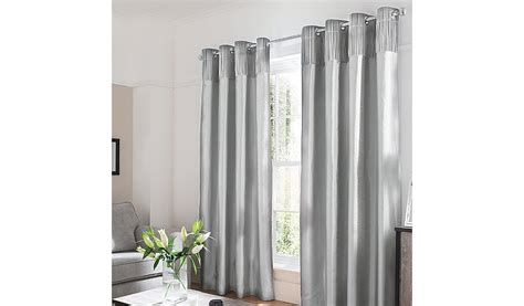 silver silk curtains silver faux silk curtains with velvet header curtains