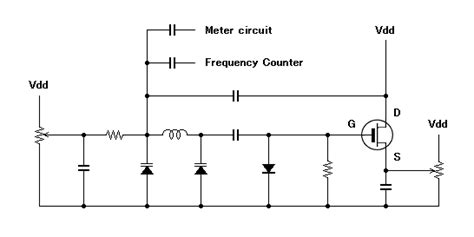 varactor diode parametric lifiers varactor diode in parametric lifier 28 images varicap inverter is there an ic that inverts