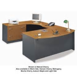 bush seriesc11 series c corsa u shaped desk package 11