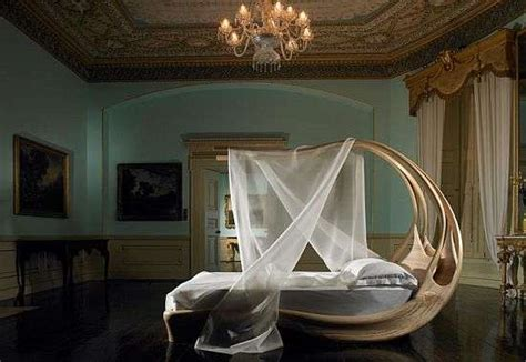 What Is Meant By Canopy by Extravagant Sleeping Structures Enignum Canopy Bed