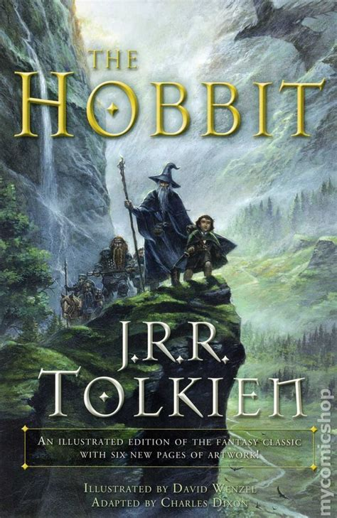pictures by jrr tolkien book hobbit tpb 2001 books edition by j r r tolkien