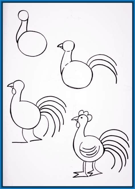 imagenes reales faciles de dibujar dibujos faciles para dibujar de animales hermosos